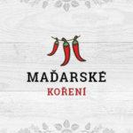 Maďarské koření - Redizajn eshopu a dizajn loga